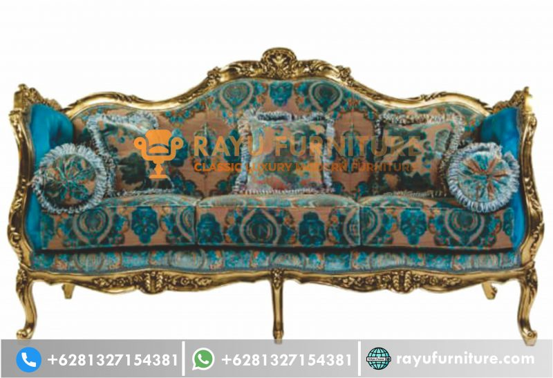 Jual Set Sofa Tamu Ukir Jati Turkey Terbaru