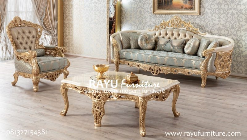 Jual Sofa Mewah Klasik