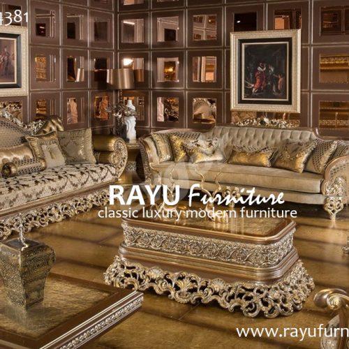 Sofa Mewah Ukir