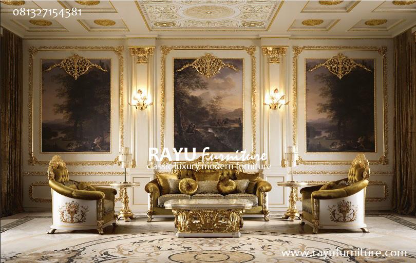 Sofa Klasik Mewah