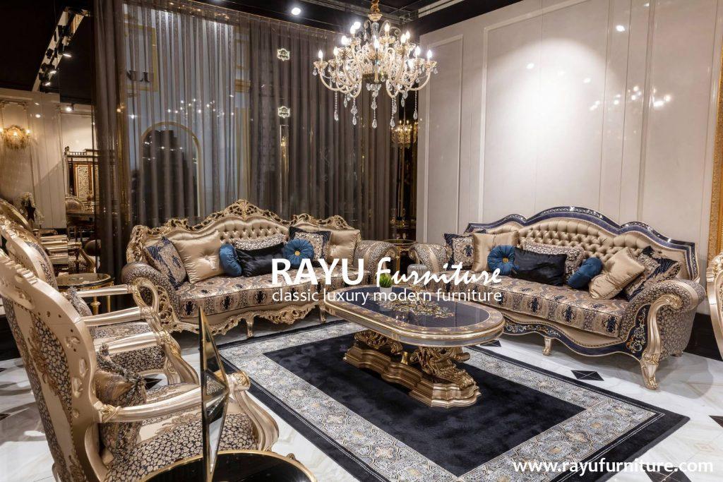 Sofa Jepara Klasik
